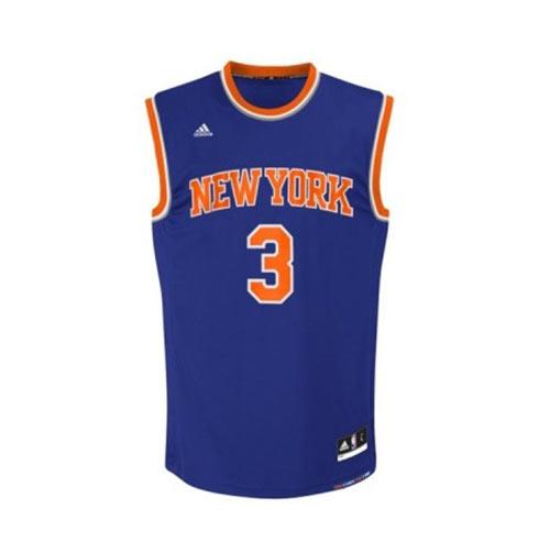 Camiseta Réplica York Adidas Calderón Knicks New deCrxBEQoW