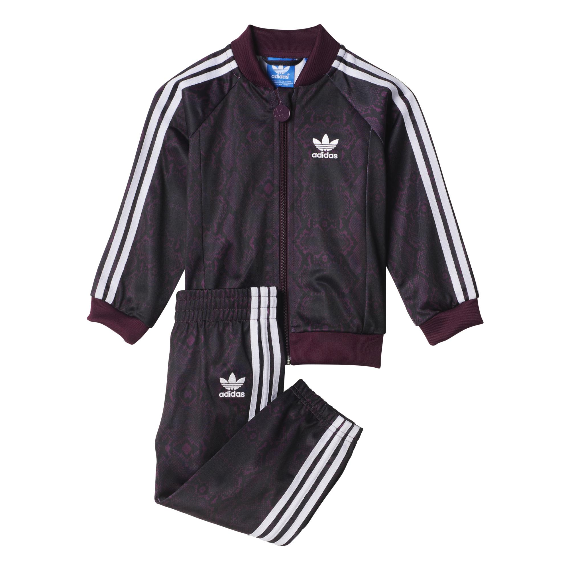 chandal adidas superstar negro