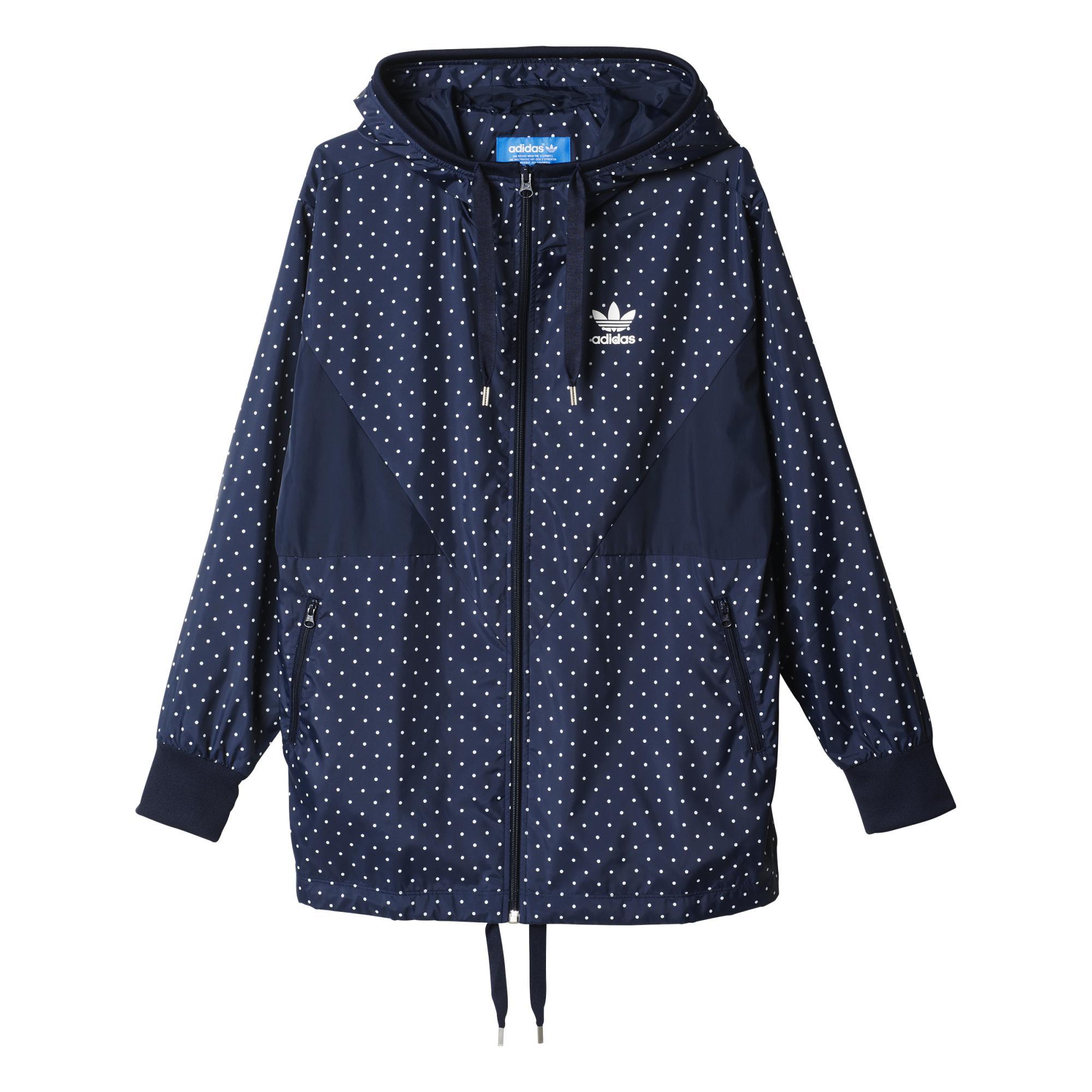 chaquetas adidas de lunares
