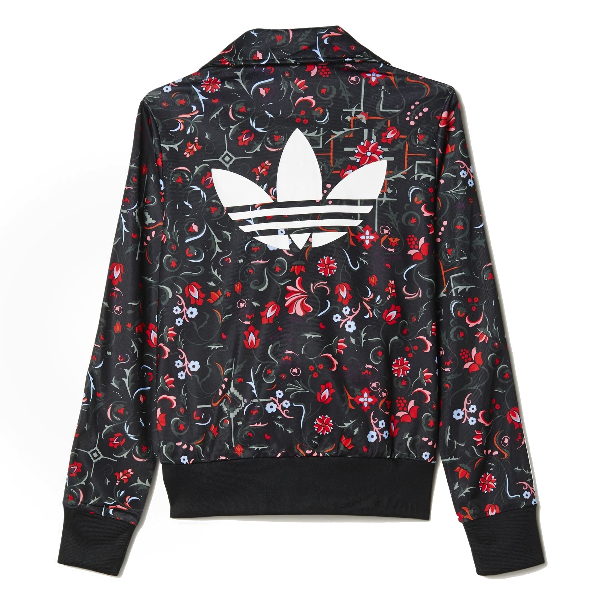 Adidas Originals Mujer Chaqueta Firebird Flower All Over Print (