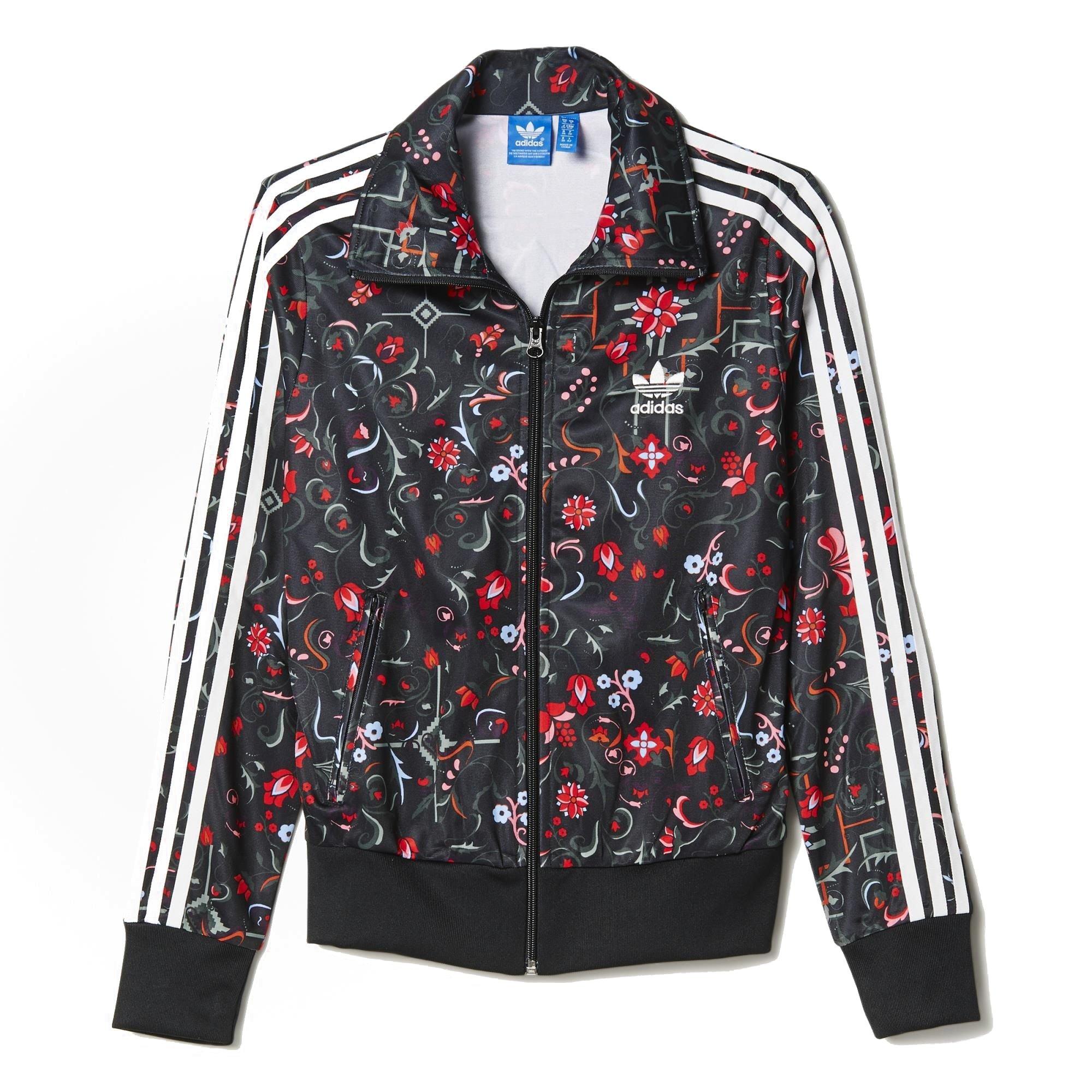 chaqueta de mujer firebird adidas originals