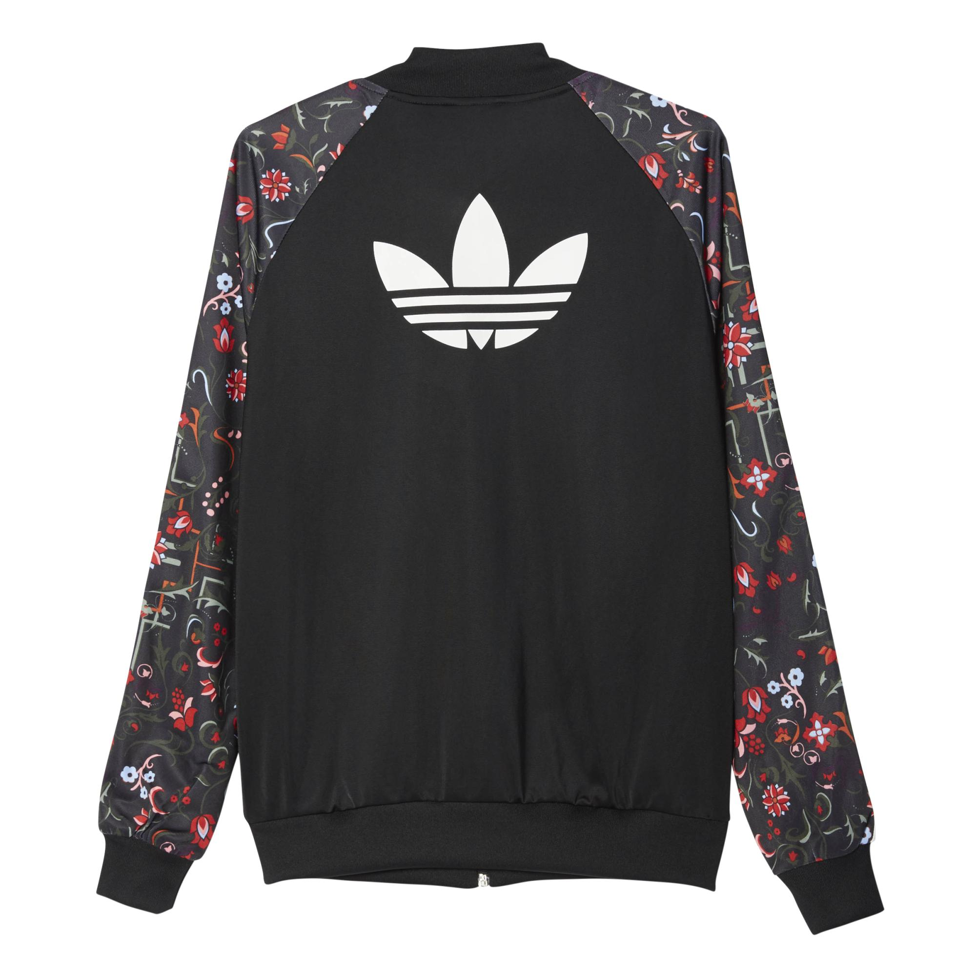 Adidas Originals Mujer Chaqueta Superstar TT Printed Flower (neg