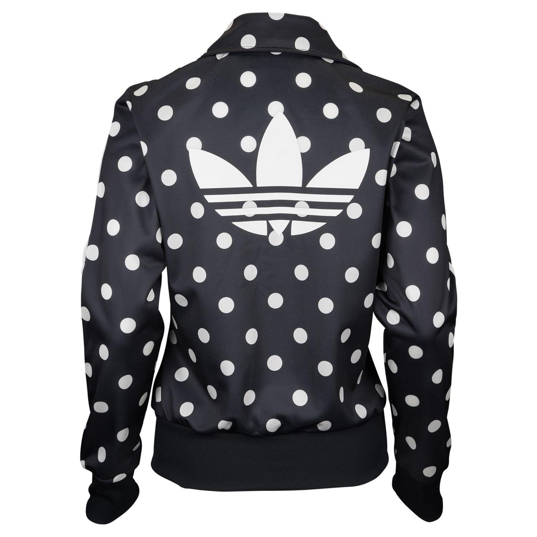Adidas Originals Men's Pharrell Williams Polka Dot Track Jacket