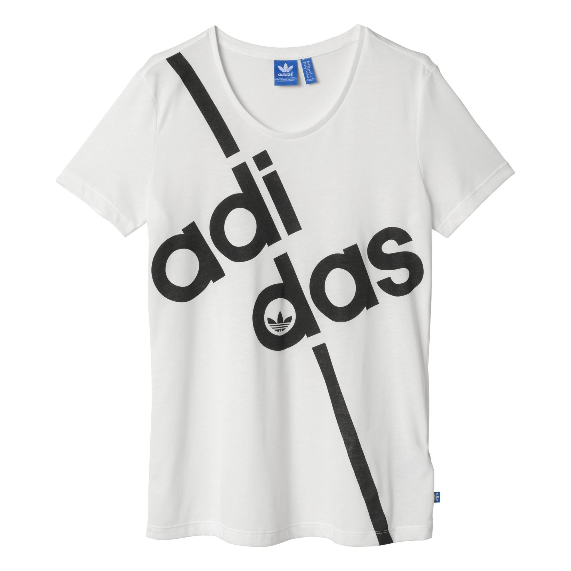 camisetas adidas originals mujer