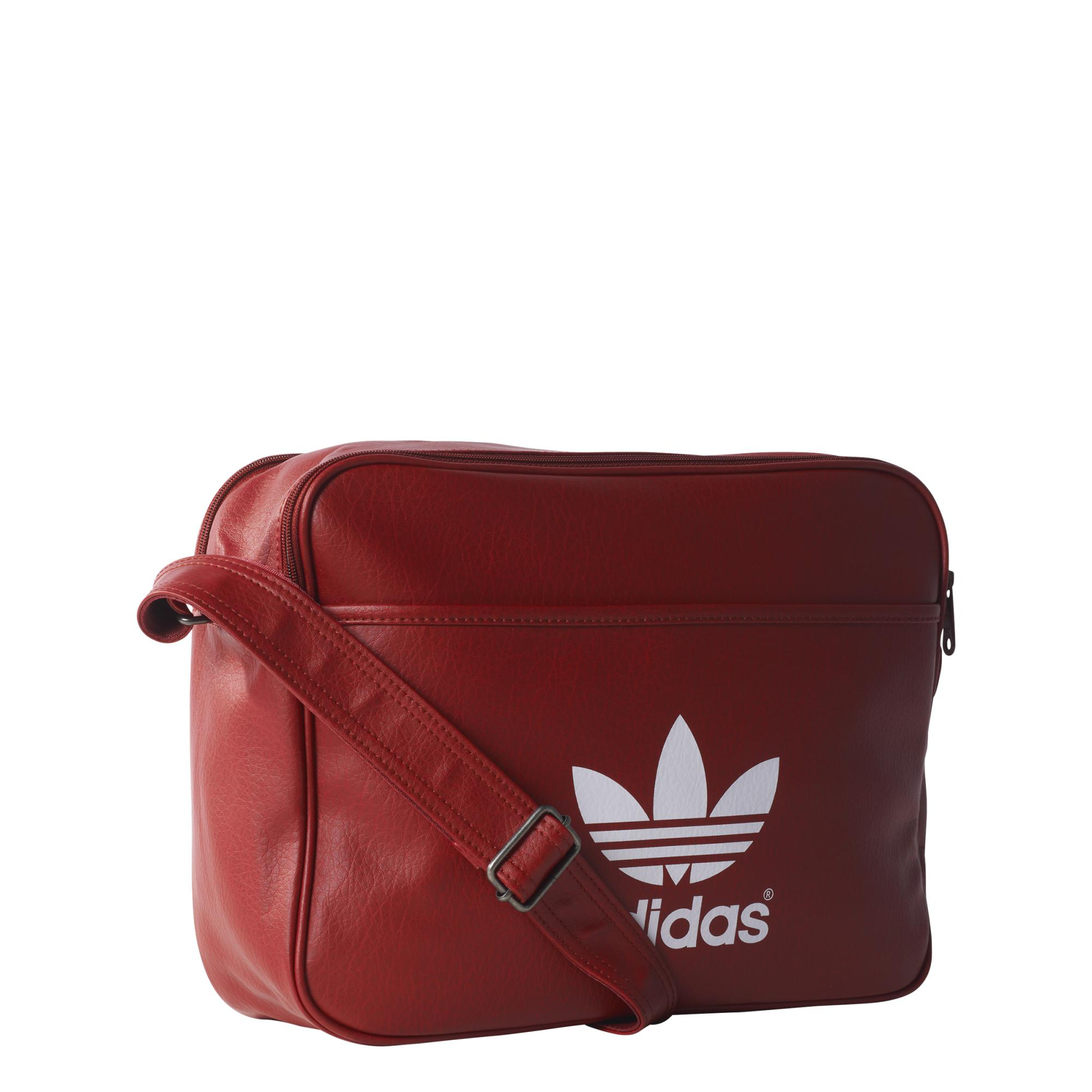 bolso adidas airline rosa