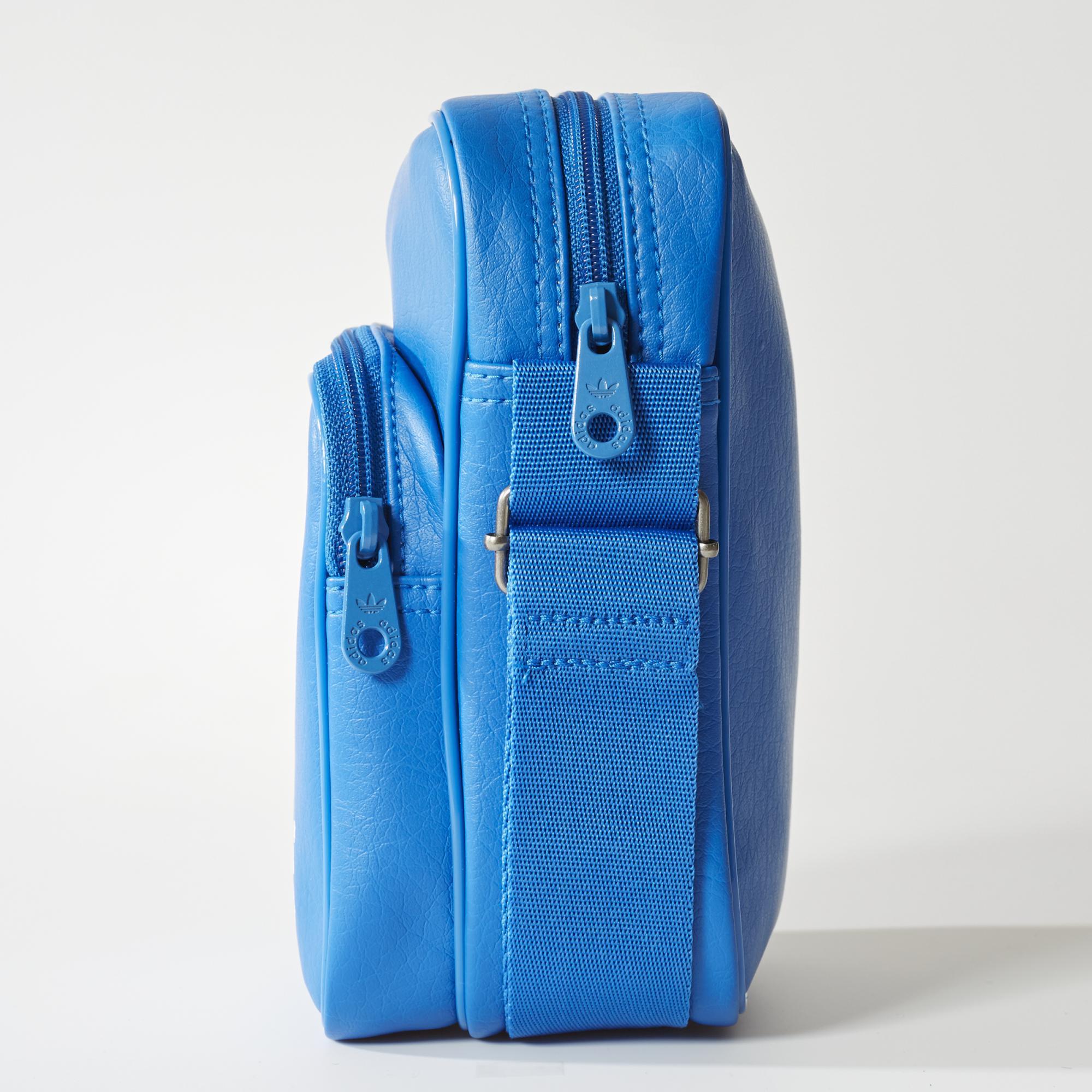 4d495edc0 Adidas Originals Bolso Mini Classic (royal/blanco)