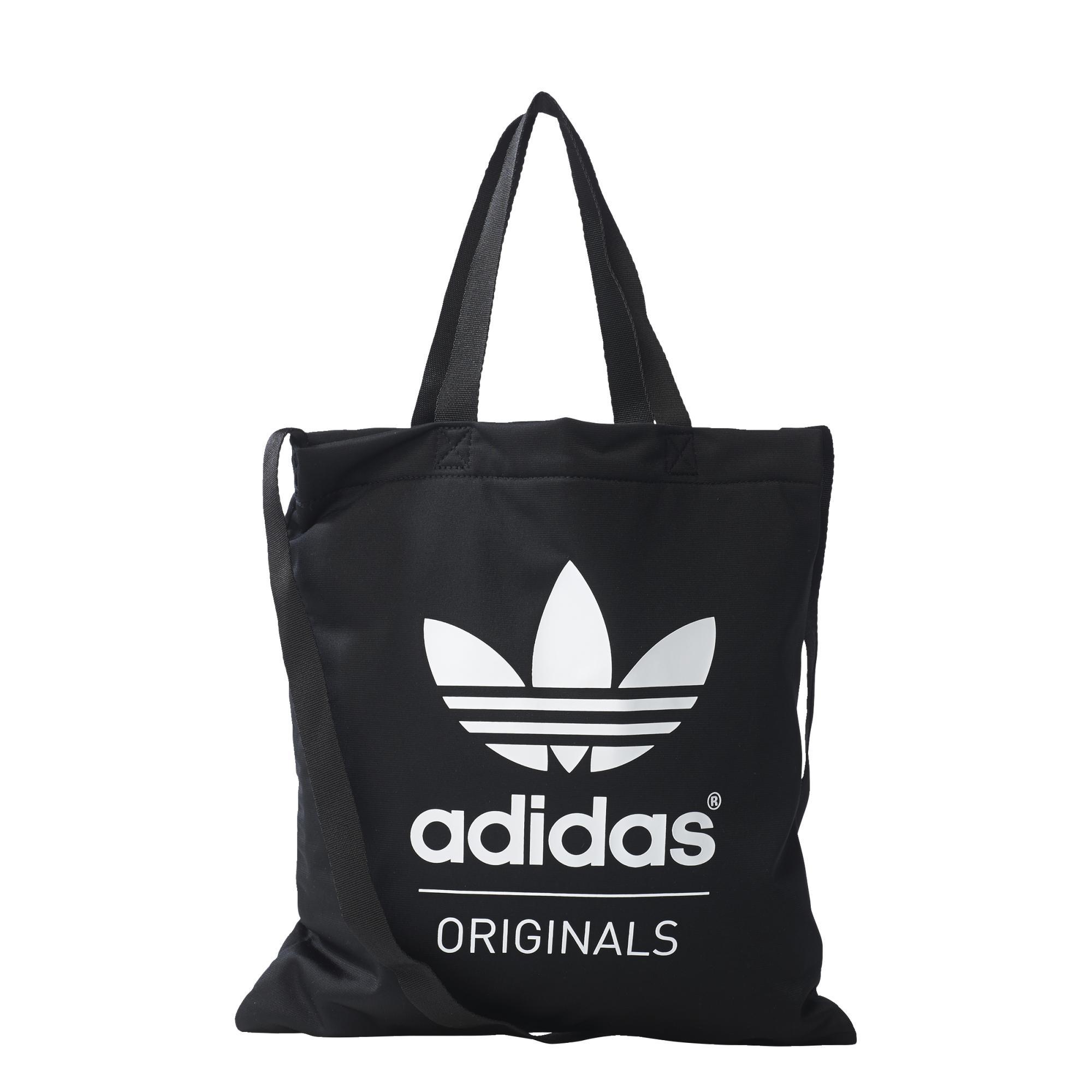 Adidas Originals Bolso Streetnegroblanco Classic Shopper zGpqVSMU