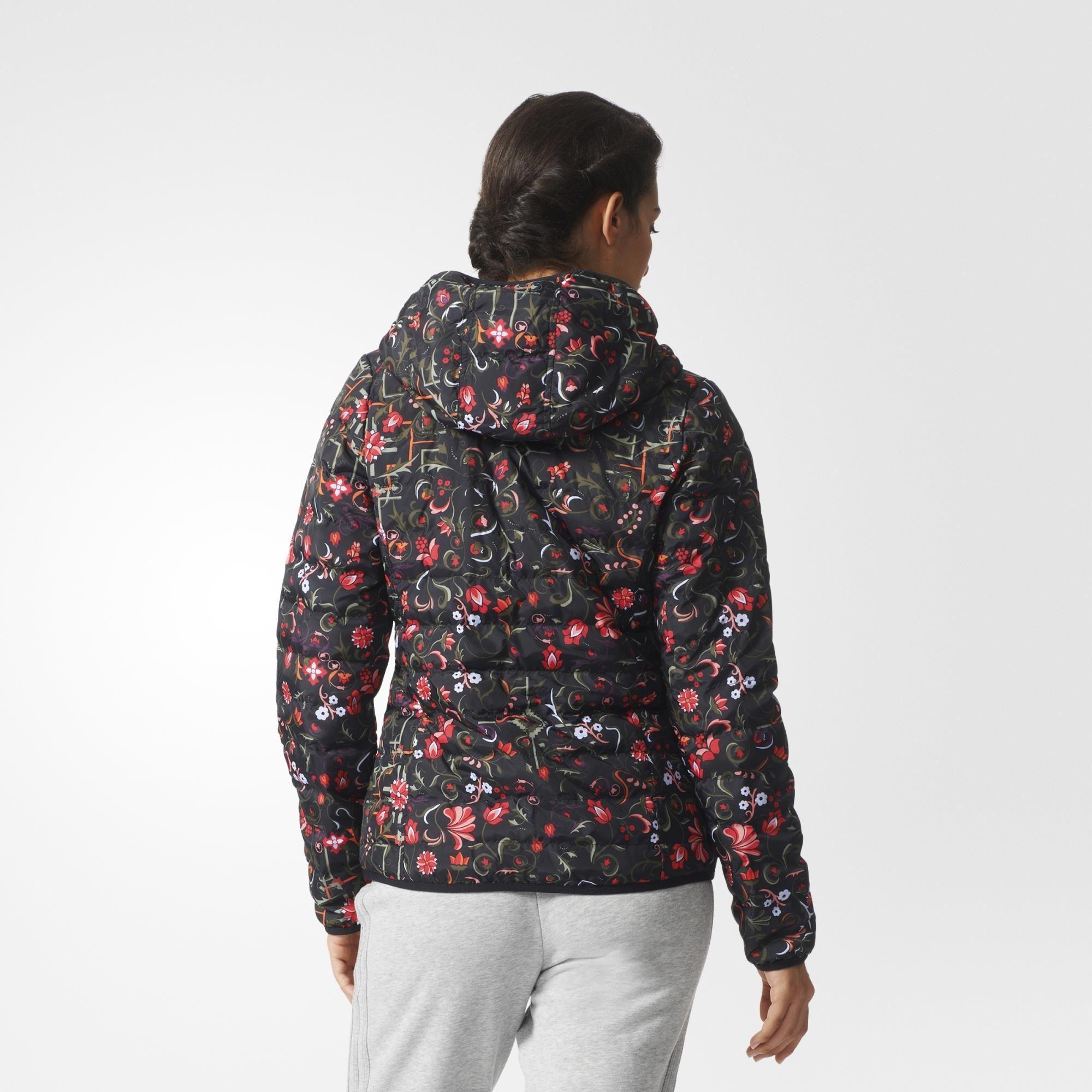 chaqueta slim adidas mujer