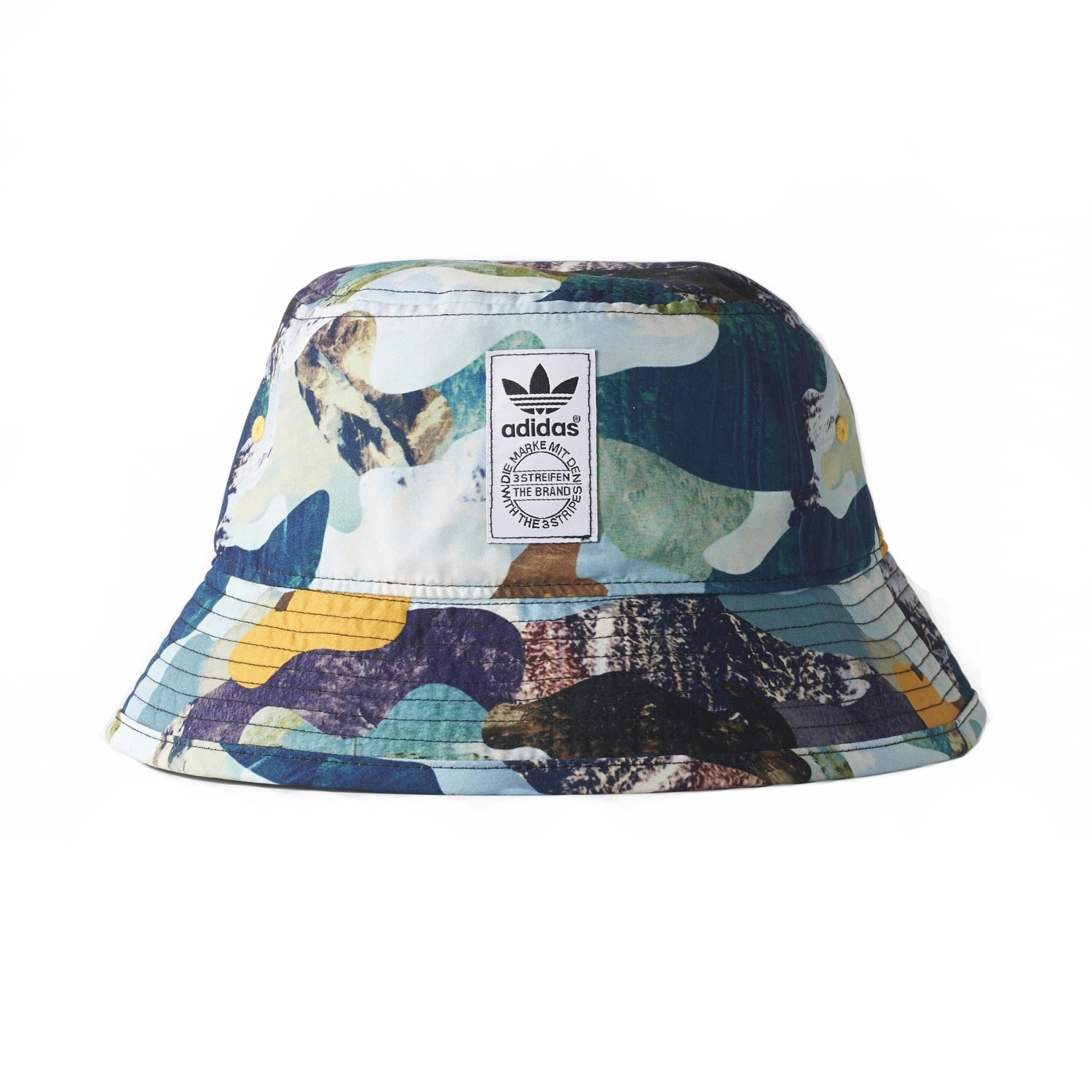 93a96c4dc1f0f Adidas Originals Gorro Mountain Bucket (multicolor)