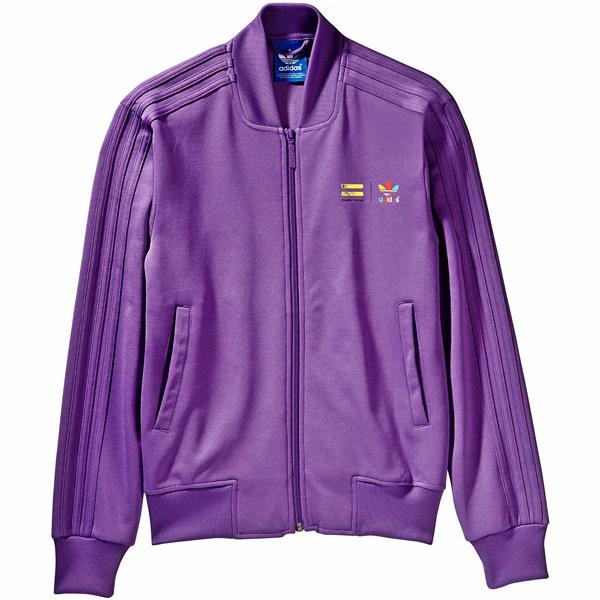 adidas superstar mujer violeta