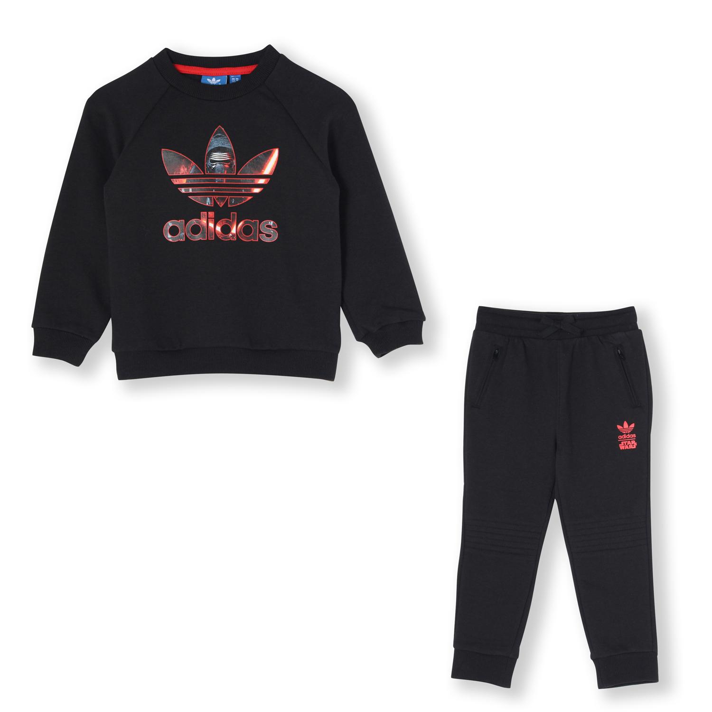Adidas Originals Infantil Chándal Star Wars Villain (negro) a014735b21fb