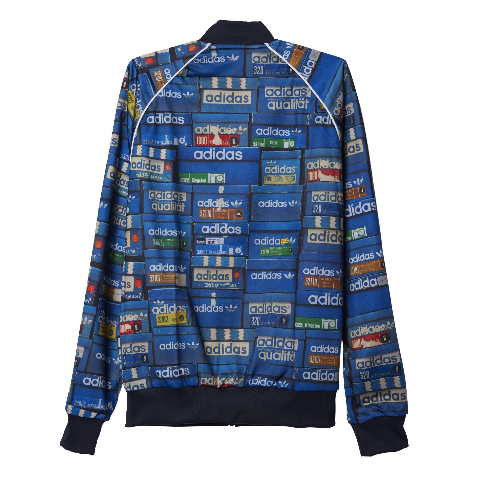 chaquetas reversibles adidas