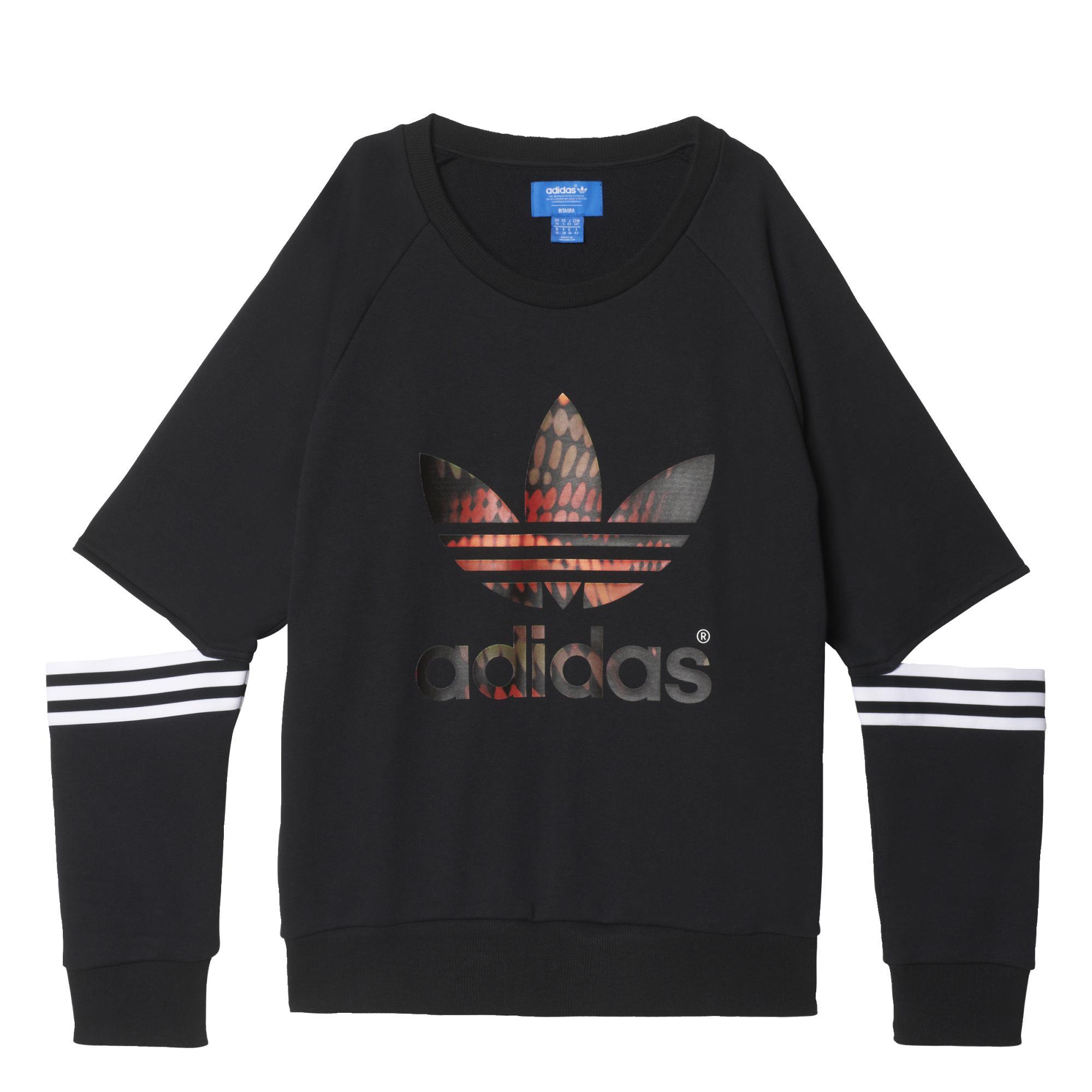 Circus Sweater Cutout Adidas By Rita Originals Oranegromultic OP0wkn
