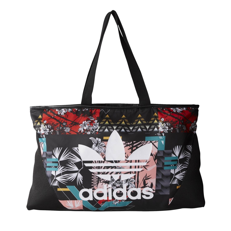 Originals Adidas negromulticolor Soccer Bolso Shopper Tropic fxARa