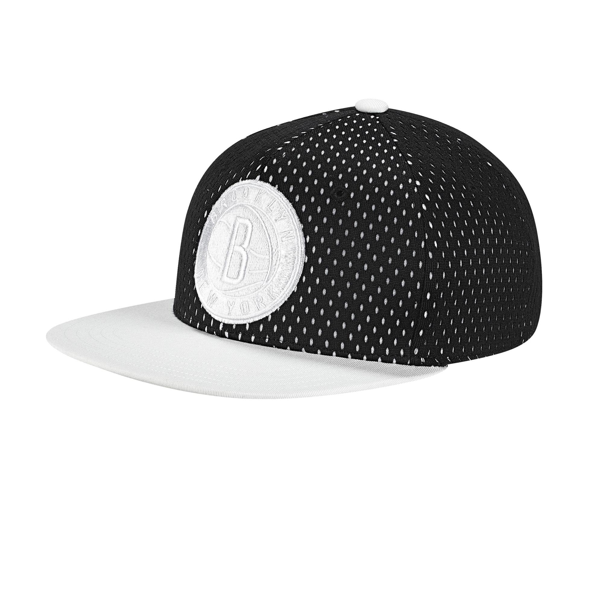 Adidas Originals Gorra Brooklyn Nets Cap Snapback (negro blanco) e5dd9f2e391