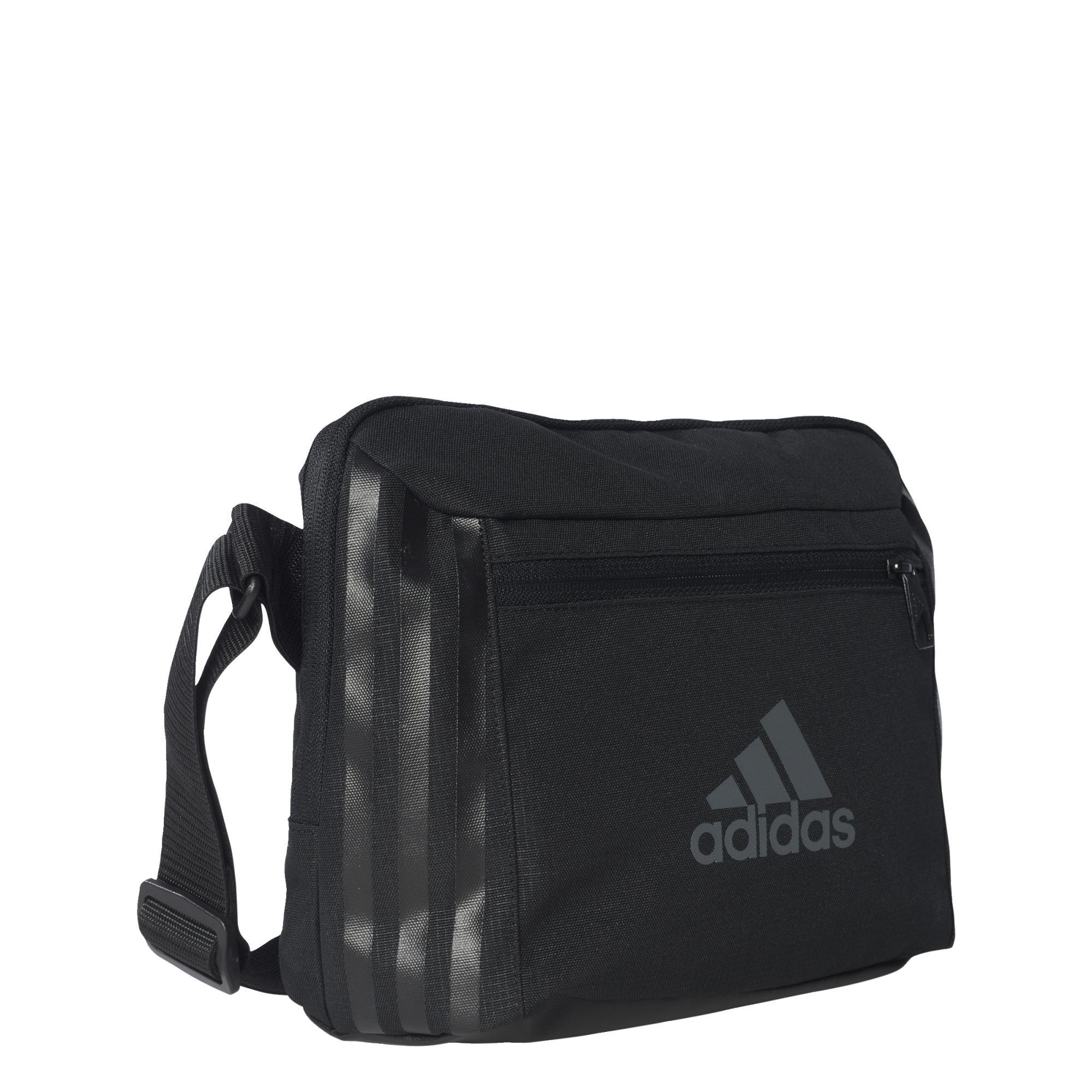 Adidas Organizador Grande Performance 3 franjas (negro) ae5b03762f4ac