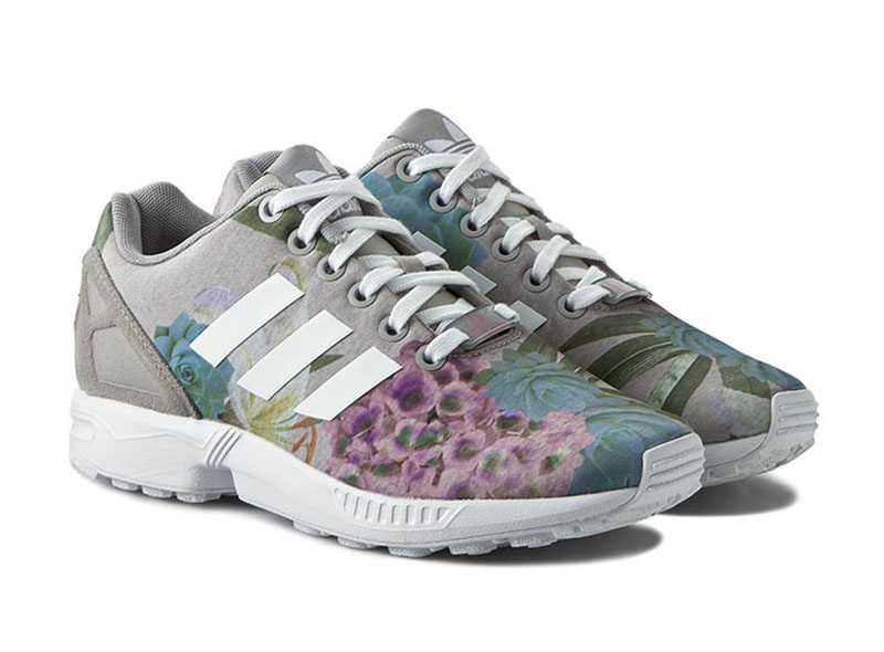 huge discount fbbee 8b2b3 ... Adidas Originals Mujer ZX Flux