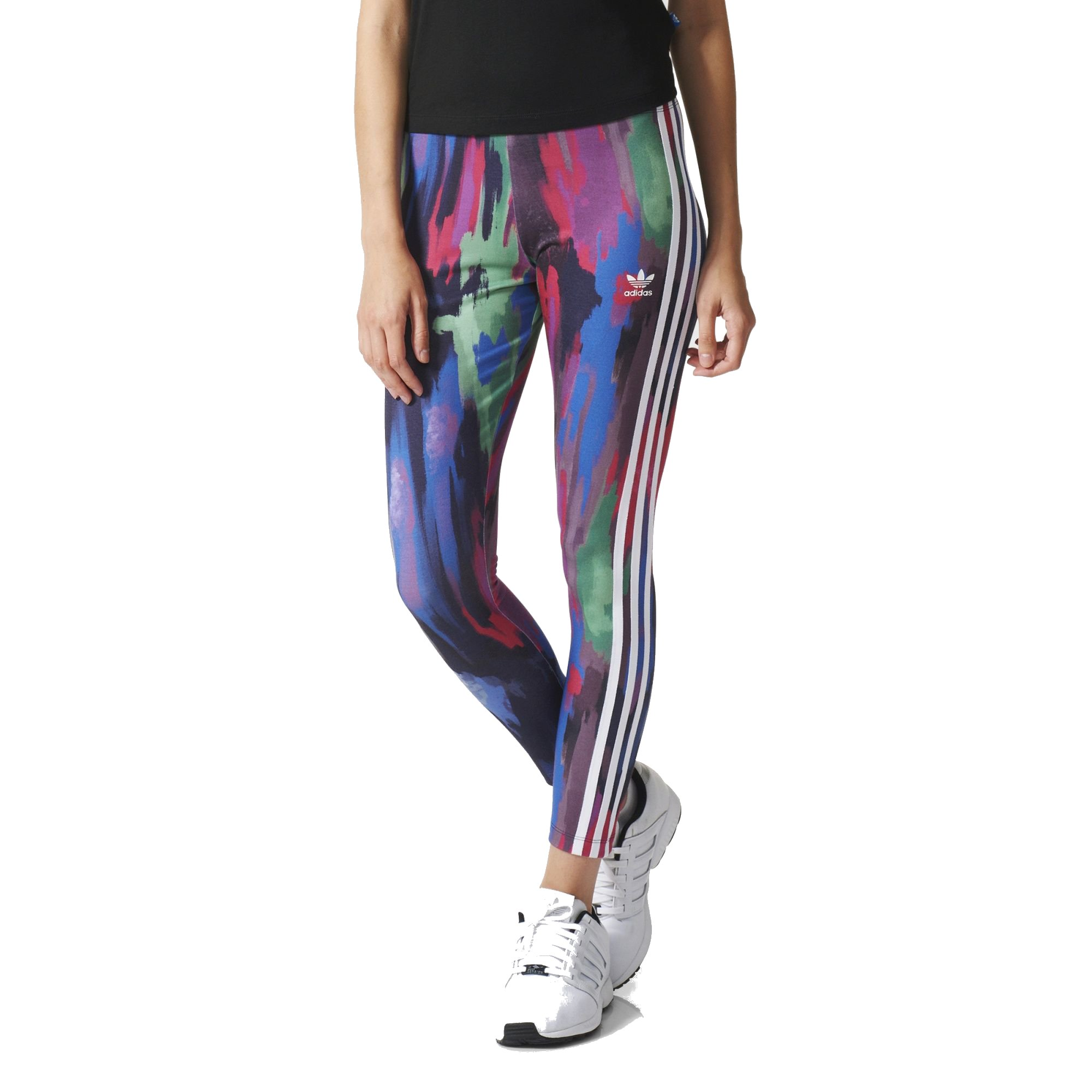 355db291d Adidas Originals Mujer Leggings Camouflage Tree By Pharrell Williams  (multicolor)