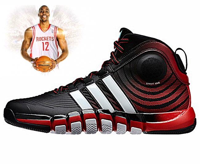 adidas D Howard 4 Zapatillas de baloncesto para hombre