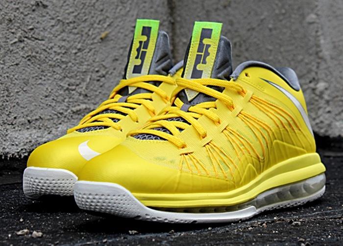 Nike Lebron X X X Low Sonic Amarillo (700/amarillo/blanco/gris) b455f5