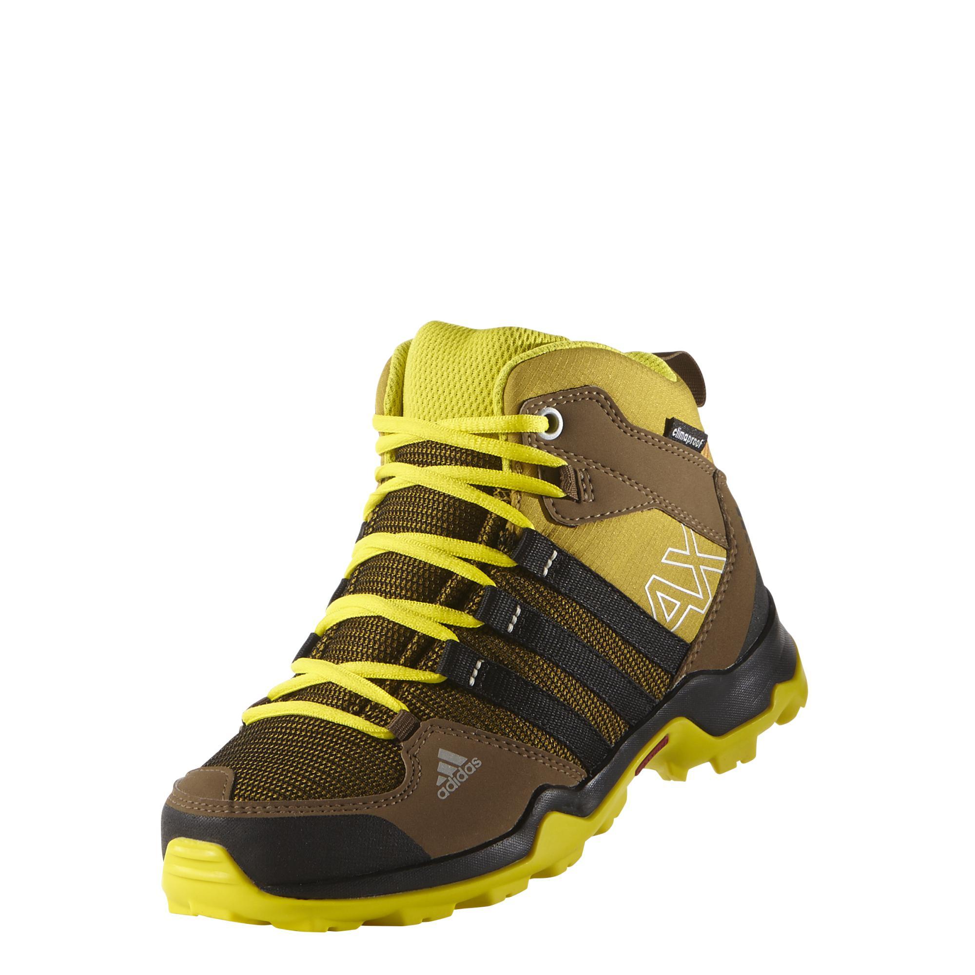 check out f2588 43794 27dc3 ac9c9  uk adidas ax2 mid cp kids ocre negro amarillo e442c e3110