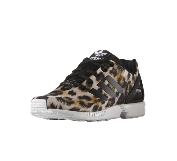 zx flux leopardo