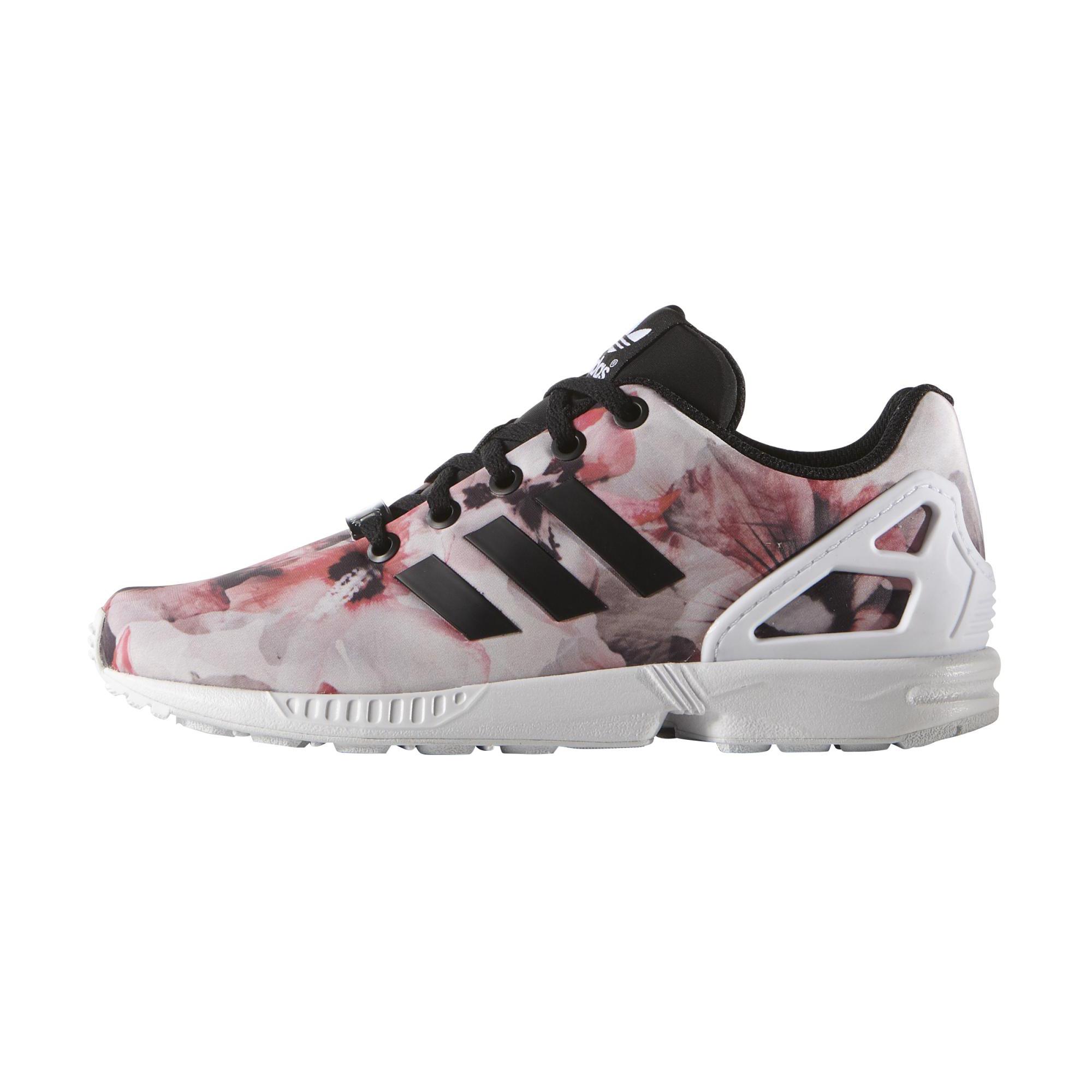 Adidas Baskets Fluxortholite®estampado De Floresrosa Gris Zx cX1md5