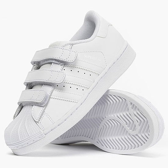 Adidas Originals Superstar Foundation CF C (blanco)