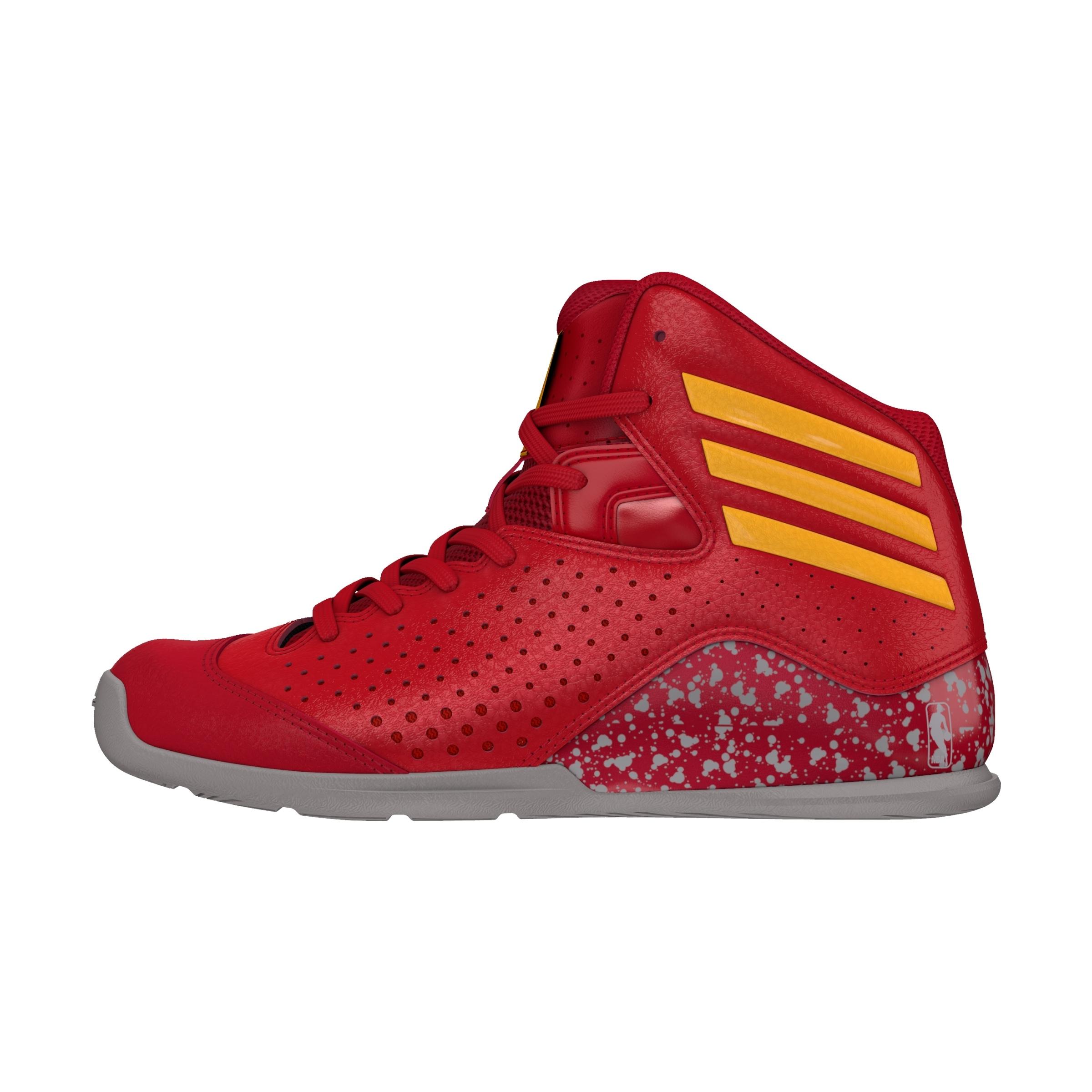 Zapatos Adidas All Star Rojos