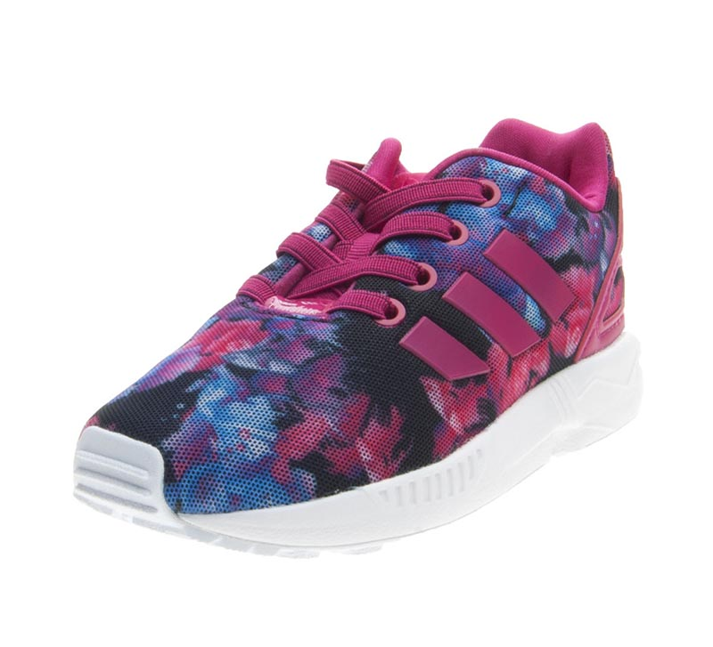 7ee3fb3b3 ... coupon code for adidas originals zx flux el infants rose garden bold  pink white 4c16d dc98e ...