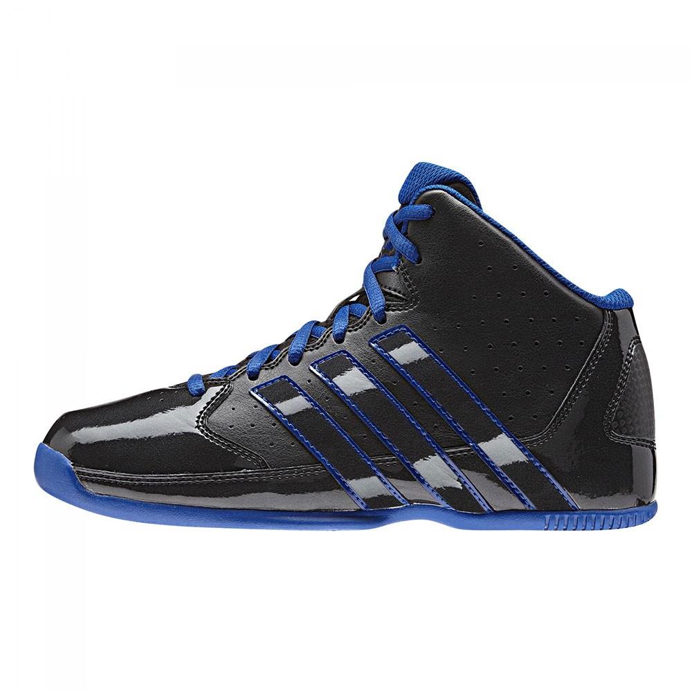 Adidas Rise Up 2 NBA K Niñ@ (negro/azul)