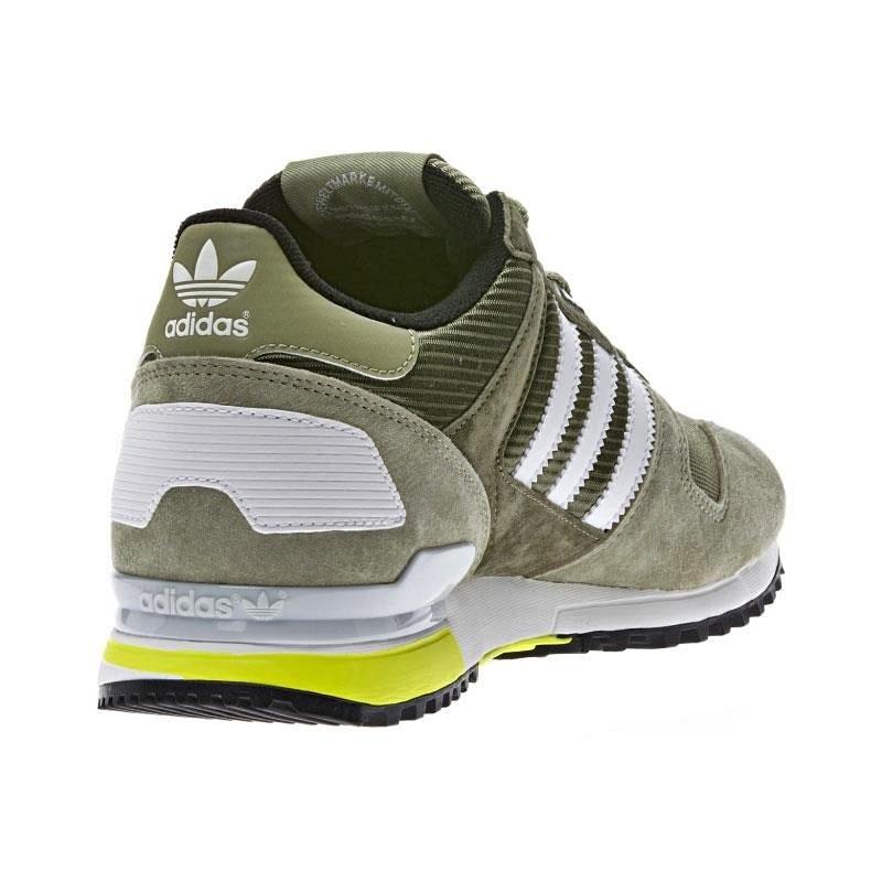 reputable site b927f 31f10 Adidas Originals ZX 700 (Verde Blanco), Img 1 ...