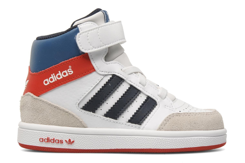 newest bbbb7 a4e43 Adidas Originals Pro Play CF Bebé (blanco azul rojo)