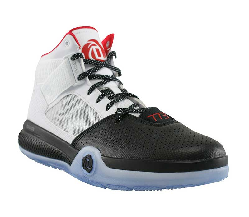 the latest cefdf 777a9 ... discount code for adidas d rose 773 iv satoransky blanco negro rojo  7becf dff37