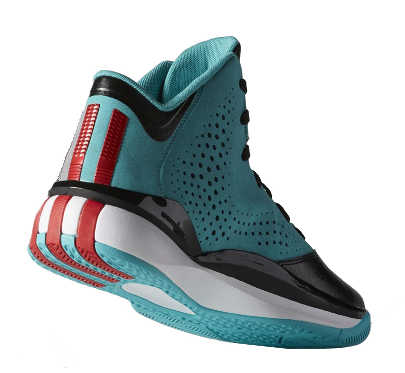 Iii Baloncesto Zapatillas De Rose Adidas D 773 y6gfYb7v