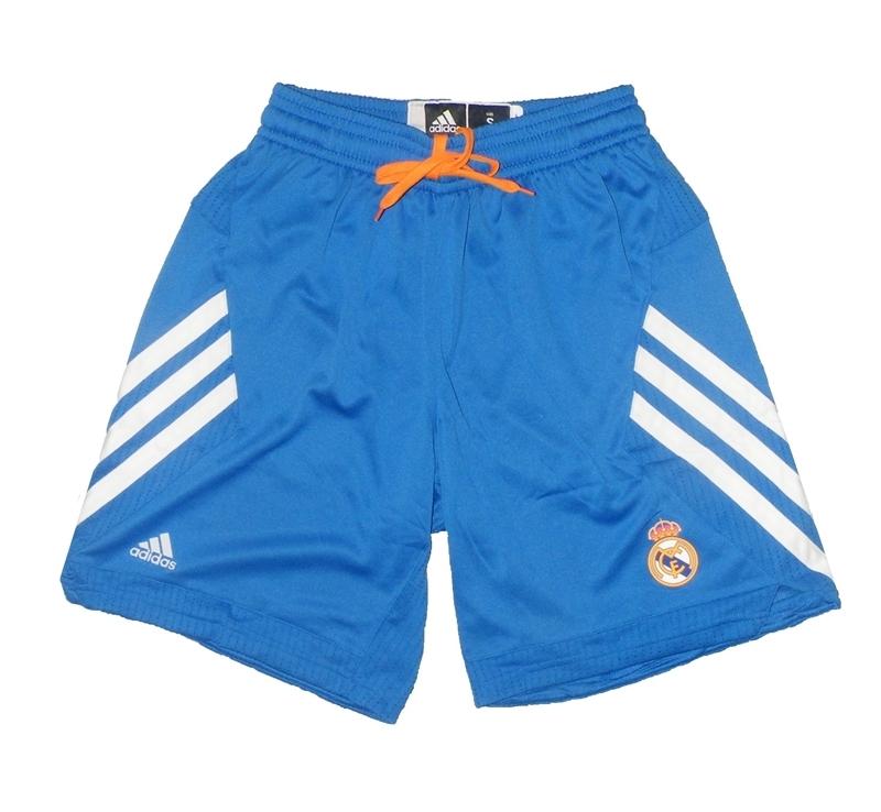 Adidas Short Real Madrid Baloncesto 2013-2014 (azul blanco) 79c9c80dd7f1e