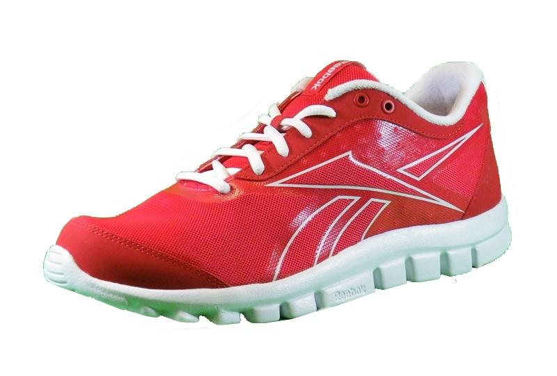 new style 68650 2db56 Reebok Zapatillas Yourflex Run 3.0 (rojo blanco)