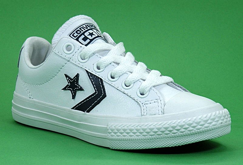 Converse All Star Player Lace OX (111blancomarino)