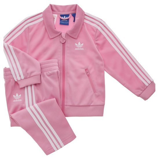 chandal adidas rosa fucsia