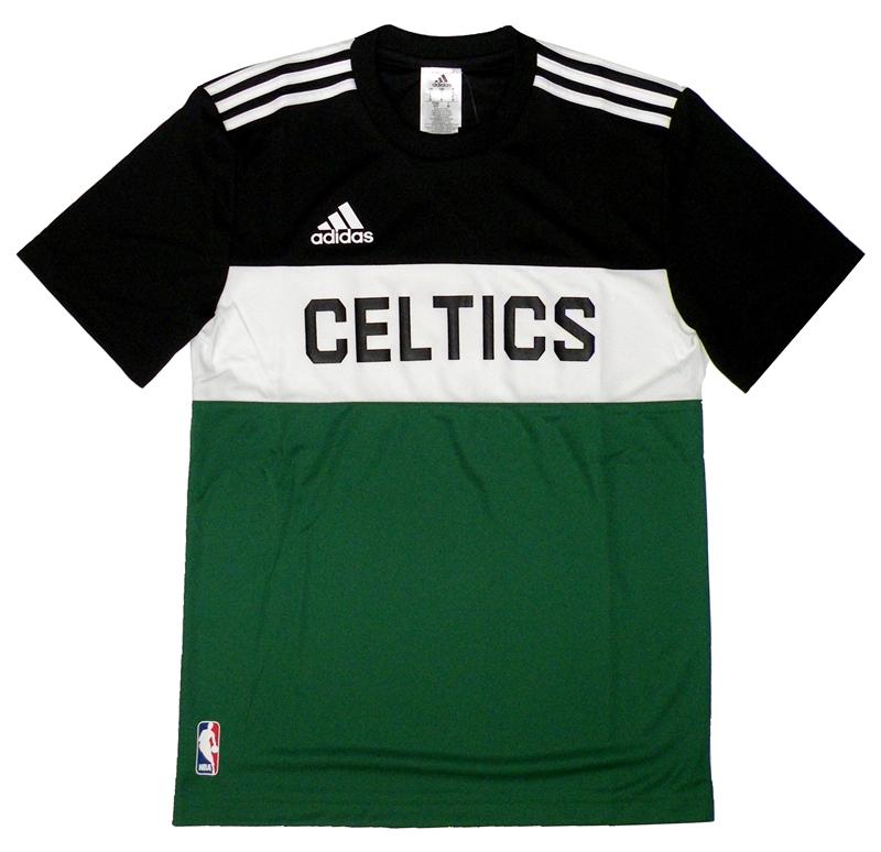 Grado Celsius Ceder el paso Ortografía  Adidas Camiseta NBA Celtics Winter Hoops (negro/blanco/verde)