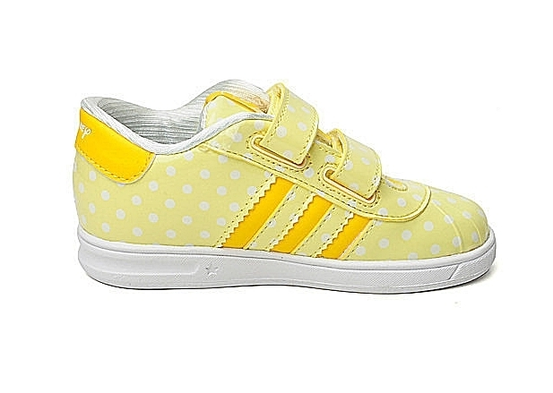 quality design 654b3 3d003 Adidas Superstar Inspired II CF Infantil (19-27) (Amarillo), Img 1