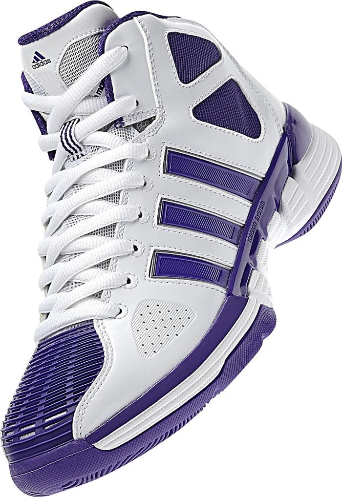 official photos bf0cd aa16f Adidas Pro Model 0 Lisa Leslie W (blanco púrpura), ...
