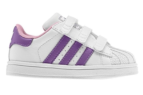 adidas superstar morado