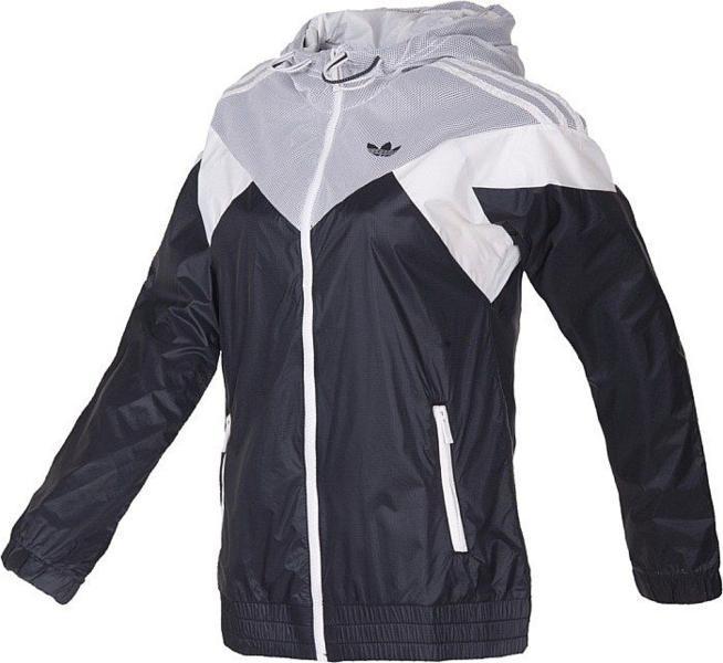 adidas chaqueta chica