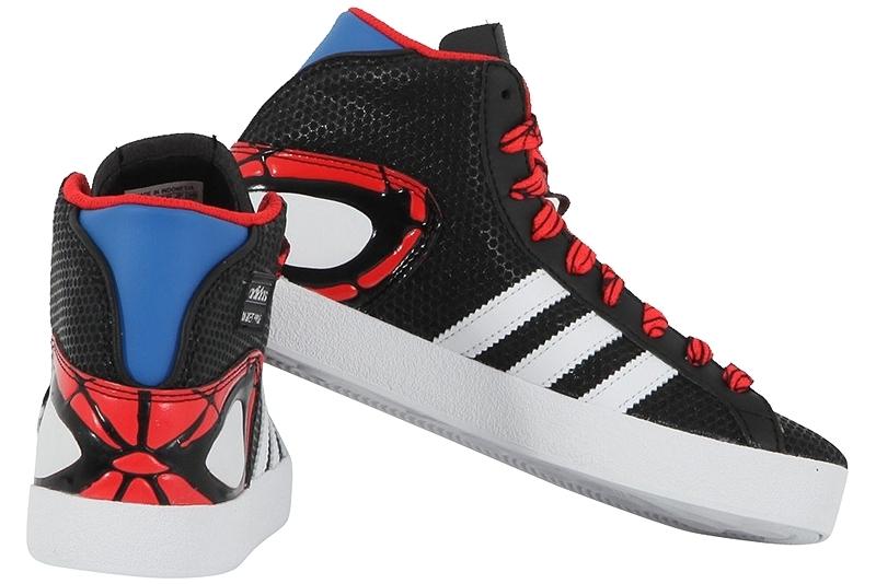zapatillas hombre araña adidas