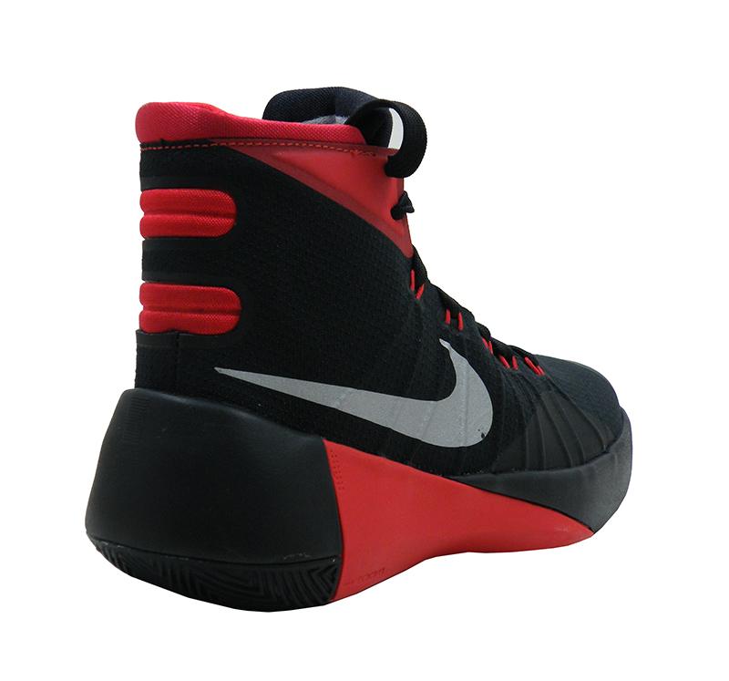 Zapatilla Nike Hyperdunk 2015 Gs black red