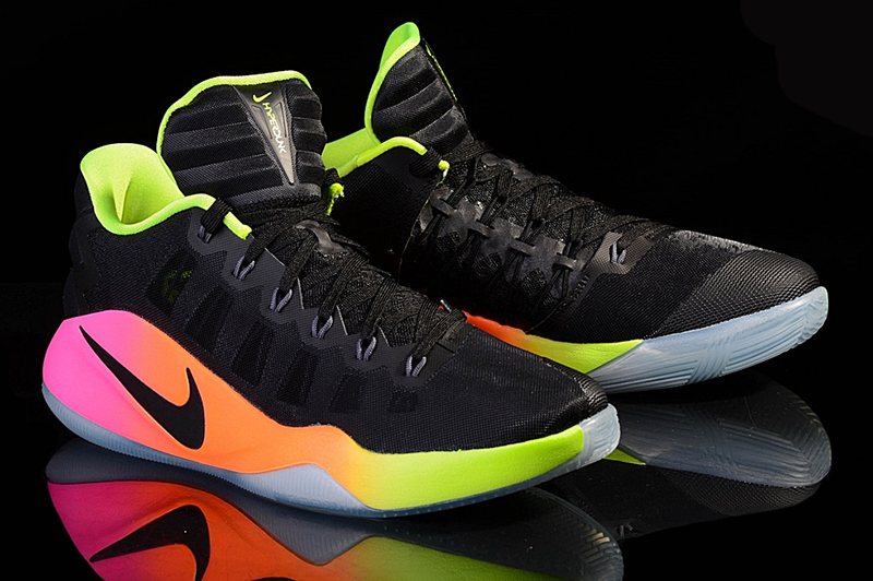 the latest bd0c5 011e1 ... cheap nike hyperdunk 2016 low zach lavine 017 black white volt total  orange 0e21e 86f4c