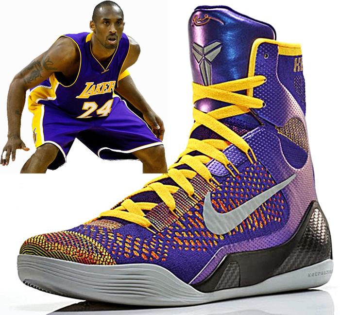 chaussures de séparation bdcd9 1a48a Kobe 9 Elite
