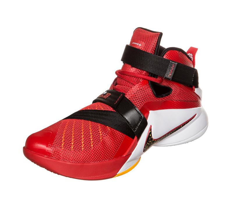 Zapatillas Nike Lebron James Soldier Nike Zoom LeBron Soldier 9 .