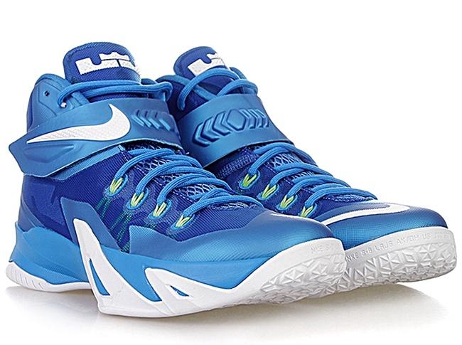 0f402c11c2 Nike Zoom LeBron Soldier VIII